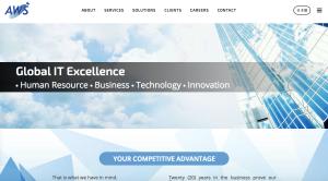 Portfolio_AWS site
